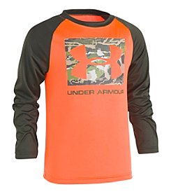 Under Armour Boys' 2T-7 Forest Reaper Raglan Tee