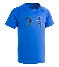 Under Armour Boys' 4-7 Digital City Big Logo Tee