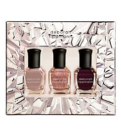 Deborah Lippman Color on Glass Nail Polish Set
