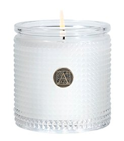 Aromatique White Teak and Moss Candle, 5.5 oz.