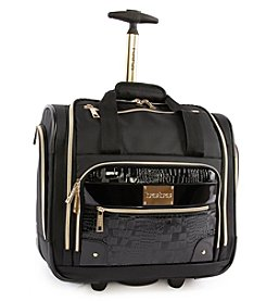 bebe Danielle Wheeled Under-the-Seat Carry-On Bag