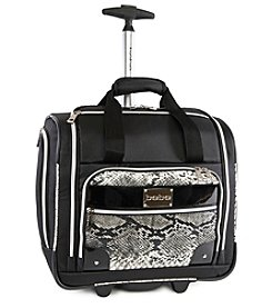 bebe Tiana Wheeled Under-the-Seat Carry-On Bag