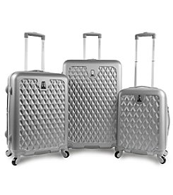 Pacific Coast Pandora 3-Piece Hardside Rolling Travel Luggage Set