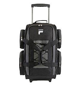 Fila Lightweight Carry-On Rolling Duffel Bag