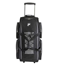 Fila Large Lightweight Rolling Duffel Bag