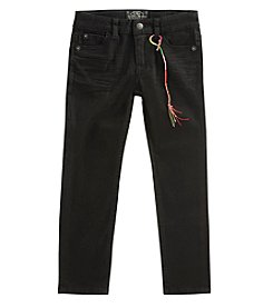 Lucky Brand Girls' 4-16 5 Pocket Zoe Twill Pants