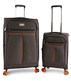 Original Penguin Colfax 2-Piece Expandable Spinner Suitcase Set