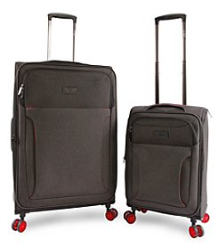 Original Penguin Platt 2-Piece Expandable Spinner Suitcase Set