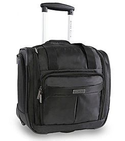 Perry Ellis Excess 9 Pocket Under the Seat Carry-On Bag