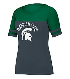 J. America NCAA® Michigan State Spartans Women's Stadium Tee