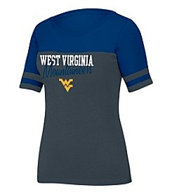 J. America NCAA® West Virginia Mountaineers Women's Stadium Tee