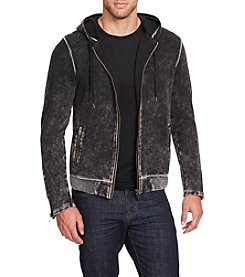 William Rast Men's Iggy Hooded Jacket