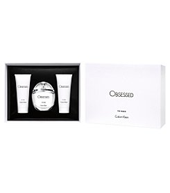 Calvin Klein OBSESSED for women 3 Piece Gift Set