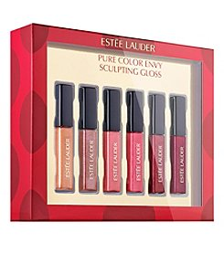 Estee Lauder Pure Color Envy Sculpting Gloss 6 Piece Gift Set