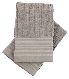 Farmhouse Two Pack Ribbed Dish Towels