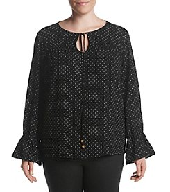 MICHAEL Michael Kors Plus Size Star Bright Top