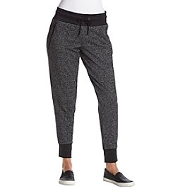 Warrior by Danica Patrick Static Pattern Terry Jogger Pants
