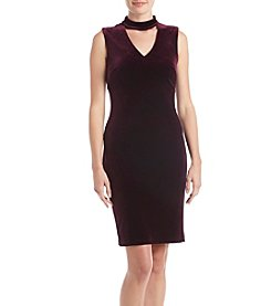Calvin Klein Gigi Velvet Dress