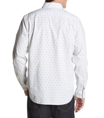 John Bartlett Consensus Men S Polka Dot Stretch On Down