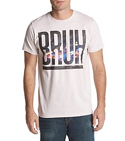 Ocean Current Men's Short Sleeve Bruh Tee