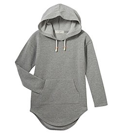 no comment Girls' 7-16 Oversized Hoodie