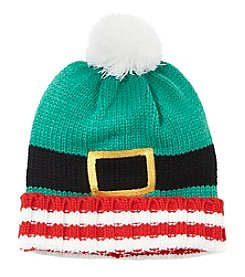 Collection 18 Belted Holiday Hat