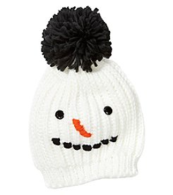 Collection 18 Snowman Beanie
