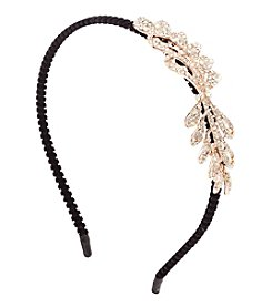 Twig & Arrow Accessories Velvet Wrap Headband