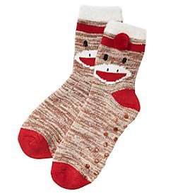 Legale Duo Layer Cozy Monkey Socks