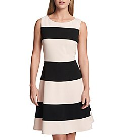 Tommy Hilfiger Thick Horizontal Stiped Dress