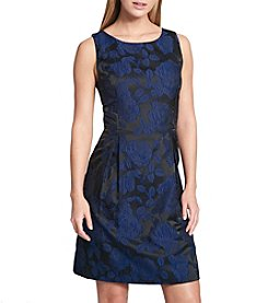 Tommy Hilfiger Rosebud Jacquard Dress