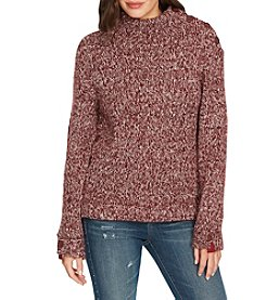 William Rast Charlie High Low Sweater Top