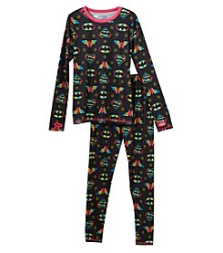 Cuddl Duds Girls' 4-12 DC Comics Set