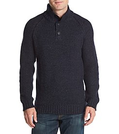 Weatherproof Vintage Men's Marled Knit Sweater