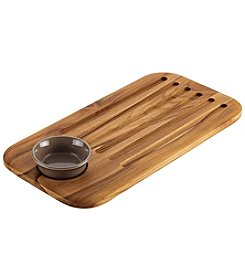Anolon® Pantryware Bread Board and Dipping Dish Set
