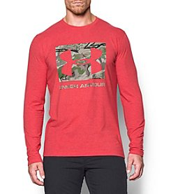 Under Armour Men's Long Sleeve Camo Knockout Shirt