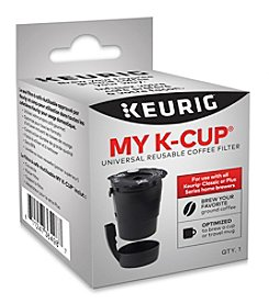 Keurig® My K-Cup Universal Reusable Coffee Filter