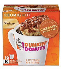 Keurig® Dunkin' 16-ct. Caramel Coffee K-Cup Pods