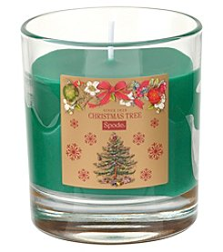 Spode Tree Gift Box Candle