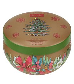 Spode Tree Tin Boutique Candle