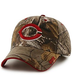 Fan Favorite MLB® Cincinnati Reds Mass Realtree Frost Cap