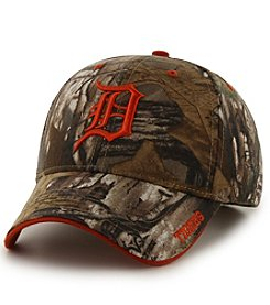 Fan Favorite MLB® Detroit Tigers Mass Realtree Frost Cap