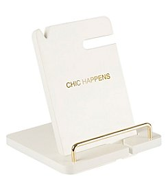 Cathy's Concepts Chic Happens Lacquer Docking Station