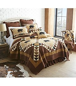 Donna Sharp® Woodcut Bear Quilt Collection