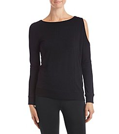 Warrior by Danica Patrick One Cold Shoulder Top