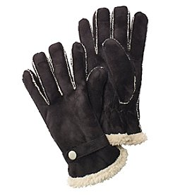 Ruff Hewn Gloves With Snap Buttons