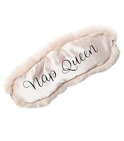 Collection 18 Faux Fur Nap Queen Eyemask