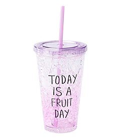Collection 18 Today Is A Fruit Day Tumbler