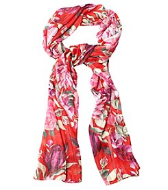 Collection 18 Beautiful Blossoms Shine Scarf