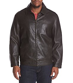 Tommy Hilfiger Men's Big & Tall Zipper Front Jacket